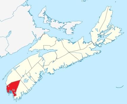 Yarmouth - Nova Scotia